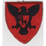 WWII 86th Division Patch