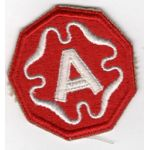 WWII 9th Army Patch