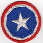 9th Logistical Command Patch