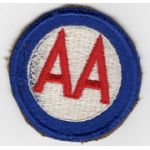 WWII AA / Anti-Aircraft Command Patch