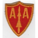 AAA / Anti-Aircraft Artillery Command Patch