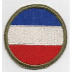WWII Army Ground Forces  Patch