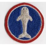 WWII Atlantic Base Command Patch