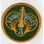 3rd ACR / Armored Cavalry Regiment Patch
