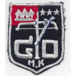 Cambodian 40th Battalion Patch