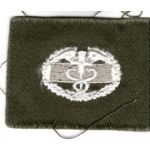 1960's US Army Combat Medic Badge Patch