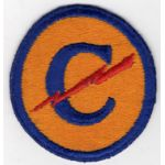 WWII Constabulary Forces  Patch