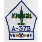 South Vietnamese Air Force / VNAF A-37B Dragon Fly Squadron Patch