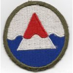WWII Iceland Base Command Patch