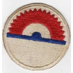 WWII Labrador Base Command Patch