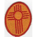 1950's-60's New Mexico National Guard Patch