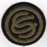 WWII OCS / Officer Candidate School Patch
