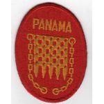 WWII Panama Hellgate Patch