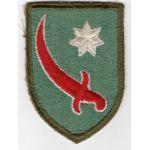 WWII Persian Gulf Command Patch