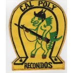 Cal Poly Pomona Recondos ROTC Japanese Made Patch