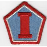 WWII 1st Army Group Error Patch