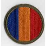 WWII Replacement School Command Patch