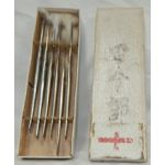 WWII Japanese Army Boxed Medical Scapel Set