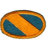 Vietnam Era Special Forces Airborne Oval Patch