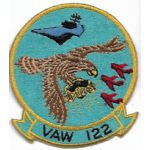 Vietnam US Navy VAW-122 Squadron Patch