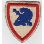 WWII US Military Academy West Point Patch