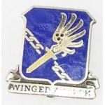 WWII 188th Infantry Regiment Airborne DI