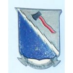 WWII - Occupation AAF 64th Fighter Wing German Made DI