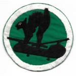 213th Assault Helicopter Company Hand Embroidered Pocket Patch