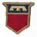 WWII 76th Division English Made Patch
