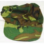 "Vietnam ERDL Custom Made ""AFRO"" Style Patrol Cap"