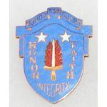 1940's-50's 558th MP Honor Guard Theatre Made DI