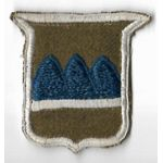 WWII 80th Division Italian Made Patch