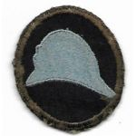 WWII 93rd Division OD Border Patch