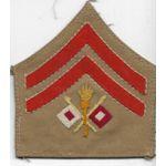 1902 Pattern Signal Corporal Chevron