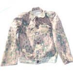 WWII German SS 1944 Pattern Dot Camo Combat Jacket