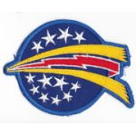 1950's-1960's US Air Force 48th Fighter Interceptor Squadron Patch