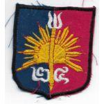 Vietnam Era Cambodian Army 24th Brigade  Patch