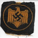 WWII Or Before German NSRL / DRL Bronze Sports Patch