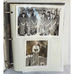 Vietnam Martha Raye's Hello Dolly In-Country Made Scrap Book With Westmoreland Autograph