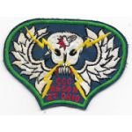 Vietnam Martha Raye's Recon Team OHIO Pocket Patch