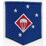 WWII US Marine Corps 1st MAC Para Battalion Patch
