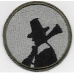 WWII 94th Division OD Border Patch