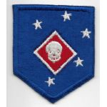 WWII US Marine Corps 1st MAC Raider Battalion Patch