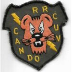 Vietnam 509th RADIO RESEARCH COMMUNICATIONS UNIT VIETNAM Pocket Patch