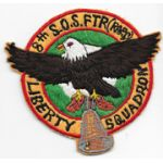 Vietnam Martha Raye's US Air Force 8th Special Operations Squadron ( RAPS ) Patch