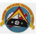 Vietnam Era US Marine Corps Marine Training Squadron 1 Squadron Patch