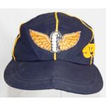 1950's-60's US Air Force 9th MTR Guam Squadron Ball Cap