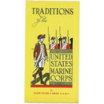 1937 Traditions Of The US Marine Corps Recruiting Brochure