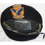 Vietnam US Navy Blue Eagles VXN-8 Detachment WESTPAC Vietnamese Made Beret