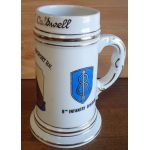 8th Infantry Division Beer Stein Nude Lithophane